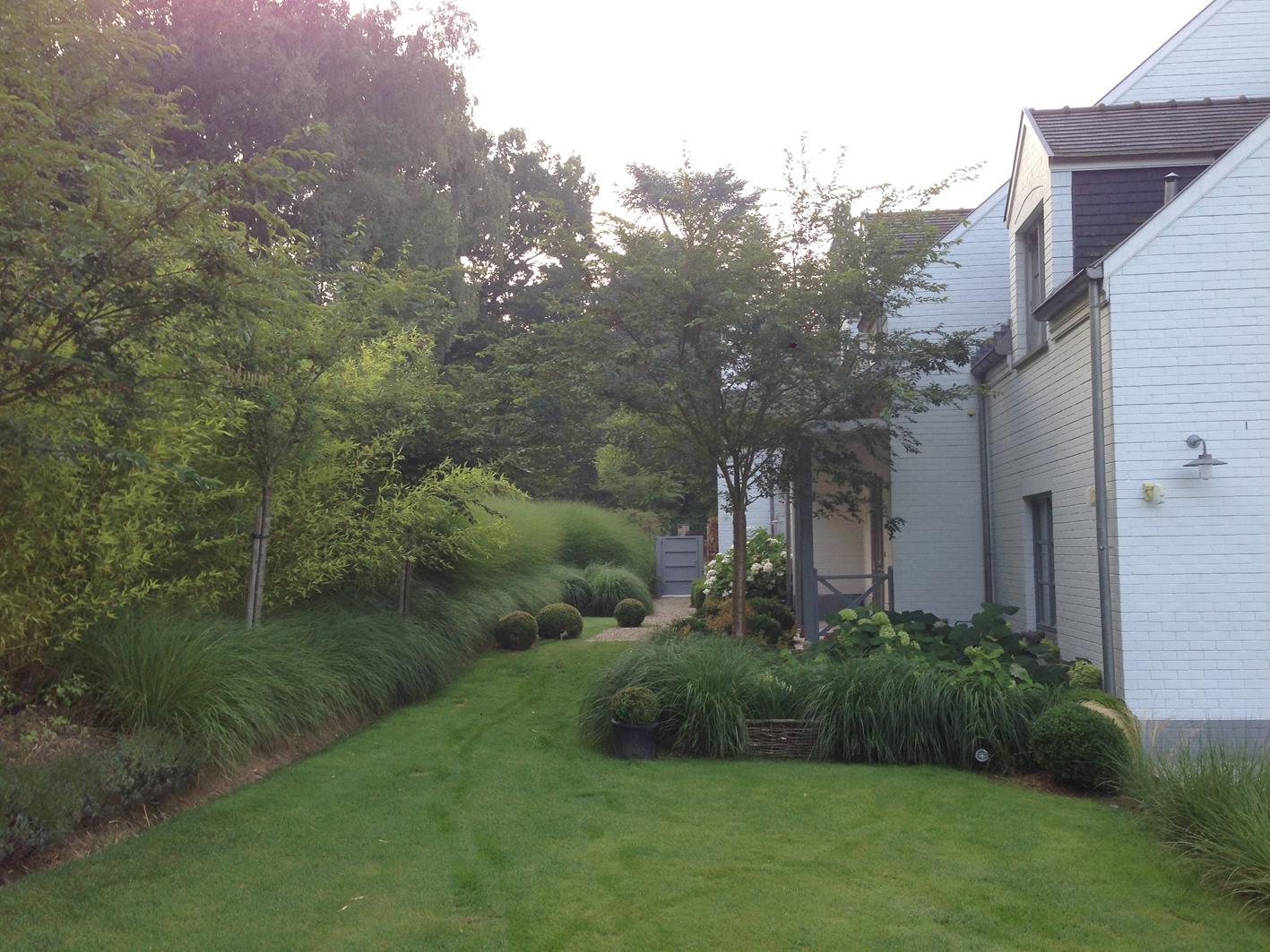 Jardin esprit « Cottage »